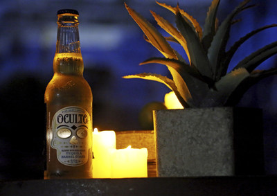 Oculto Illuminated Bottle