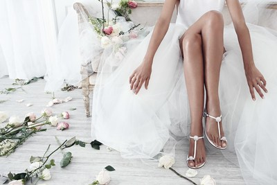 Stuart Weitzman Expands Its Iconic Bridal Collection