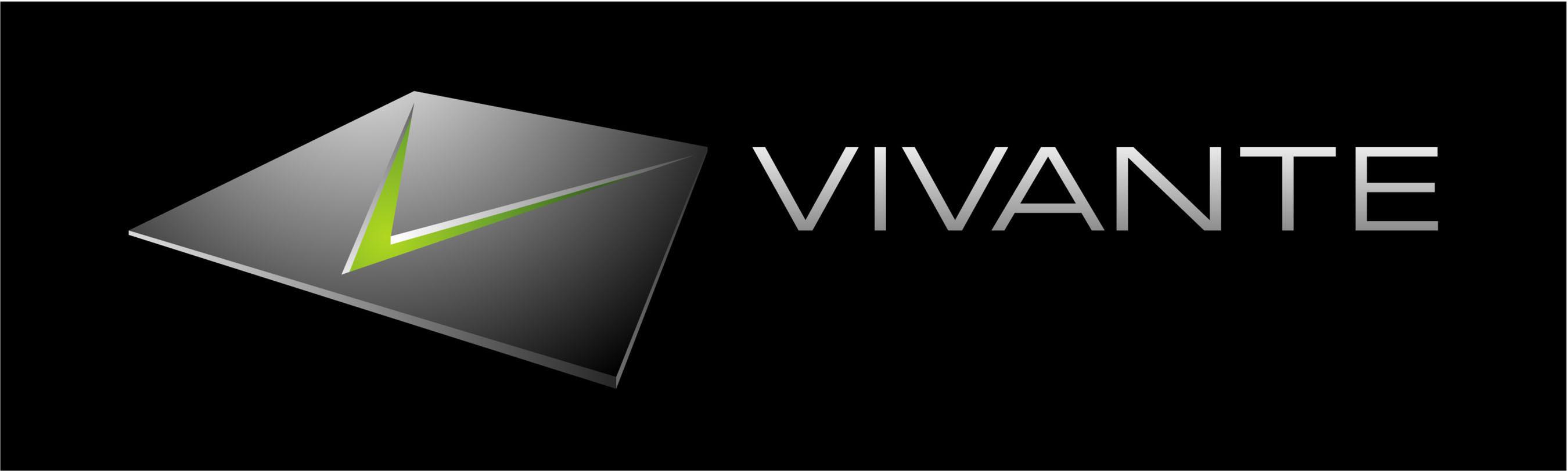 Vivante Logo. (PRNewsFoto/Vivante) (PRNewsFoto/)