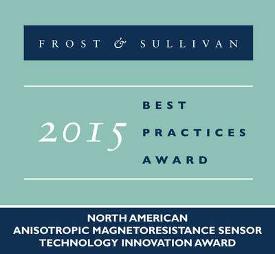 Frost & Sullivan recognizes Memsic with the 2015 North American Technology Innovation Award.