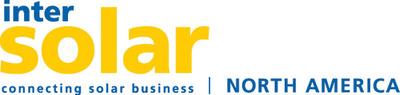 Intersolar North America logo.  (PRNewsFoto/Intersolar North America)