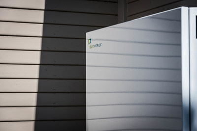 Energy storage system with cloud-based management software from San Francisco-based Sunverge Energy
