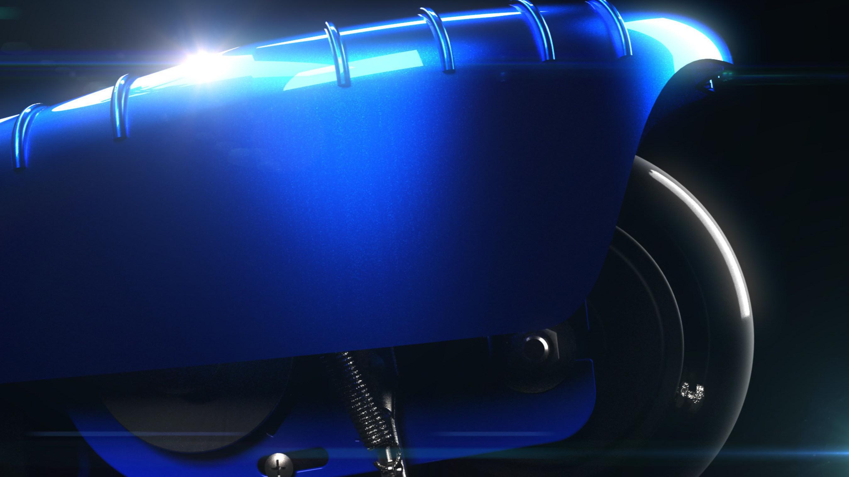 Daymak Photon Solar Scooter Rear