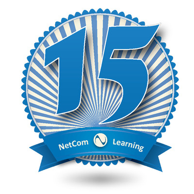 NetCom Learning: Passionate About Learning. (PRNewsFoto/NetCom Learning) (PRNewsFoto/NETCOM LEARNING)