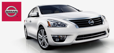The 2014 Nissan Altima brings San Antonio drivers another year of style and intelligence.  (PRNewsFoto/Ingram Park Nissan)