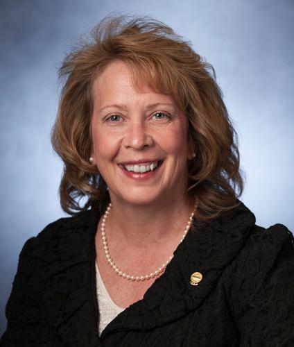 Barbara Walz. (PRNewsFoto/Tri-State Generation and Transmission Association) (PRNewsFoto/TRI-STATE GENERATION AND...)