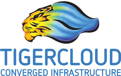 TigerCloud Converged Infrastructure www.tigercloud.com.  (PRNewsFoto/Zenith Infotech)