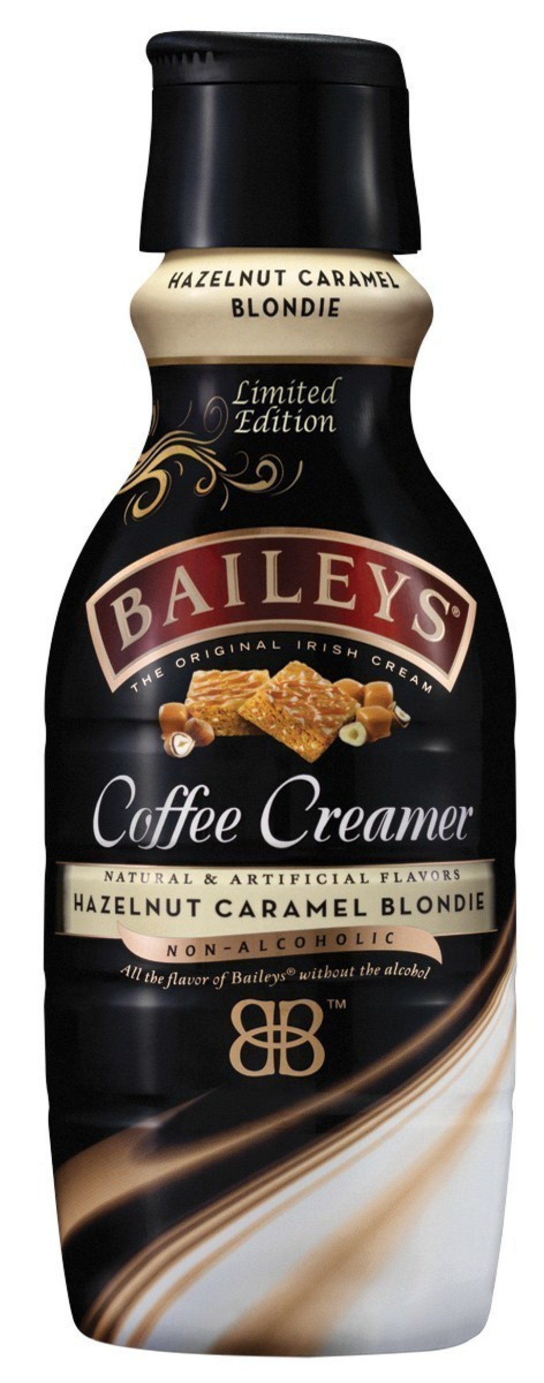 BAILEYS Coffee Creamer Hazelnut Caramel Blondie