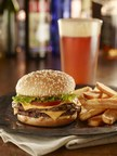 Whenever the Panthers trigger a Tavern Double Tuesday promotion, Red Robin restaurants will serve up a FREE Red's Tavern Double burger with Bottomless Steak Fries with the purchase of two beverages and a burger, entree or entree salad. (PRNewsFoto/Red Robin Gourmet Burgers, Inc.)