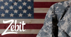 Dedicated to improving the financial lives of those who serve, Zebit provides access to $1,000 interest-free credit for active and retired military members associated with the U.S. Army, Marine Corps, Navy, Air Force and Coast Guard.