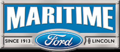 Your local Ford Dealer.  (PRNewsFoto/Maritime Ford)