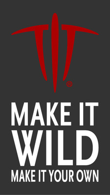 Make It Wild, Make It Your Own.