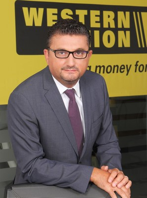 Jean Claude Farah , Executive Vice President and President, Middle East, Africa, Asia Pacific, Eastern Europe & CIS, Western Union (PRNewsFoto/Western Union) (PRNewsFoto/Western Union)