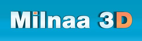 Milnaa 3D Logo