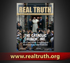 America's Illegal Immigration Crisis, Catholic Church Rebrand, Factory Farms -- The Real Truth(TM) Releases Its September 2014 Issue (PRNewsFoto/The Real Truth)