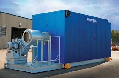 GENESIS(R) High Temperature Fluid Generators