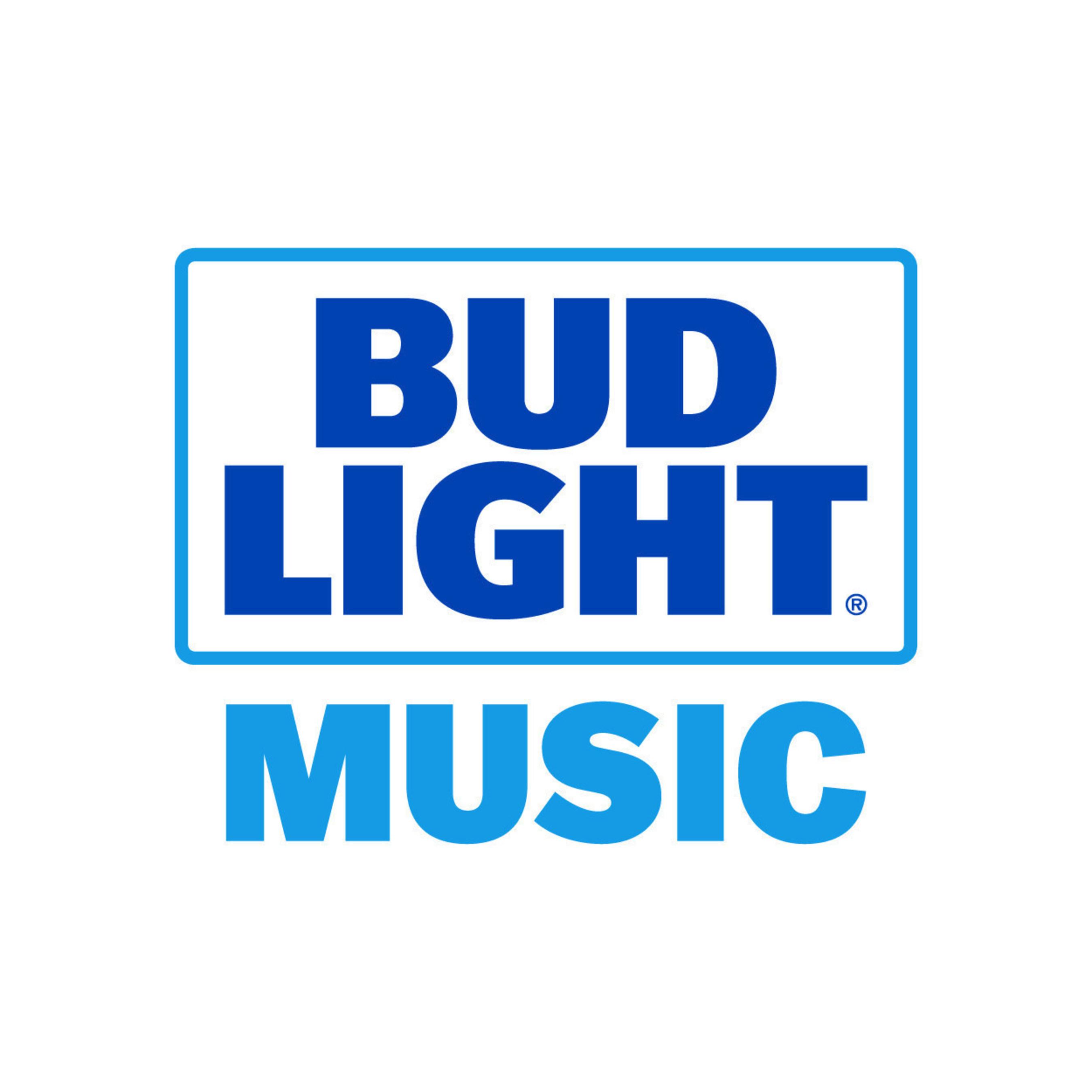 Bud Light Music Logo