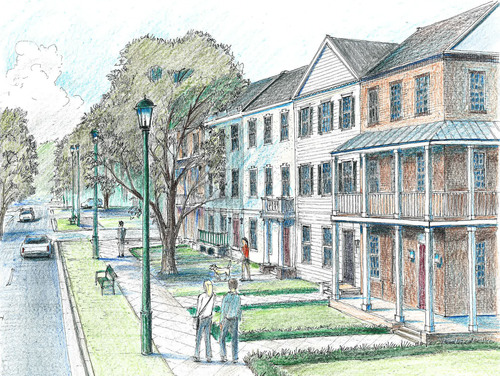 Chance Partners Breaks Ground On Savannah Apartment Community