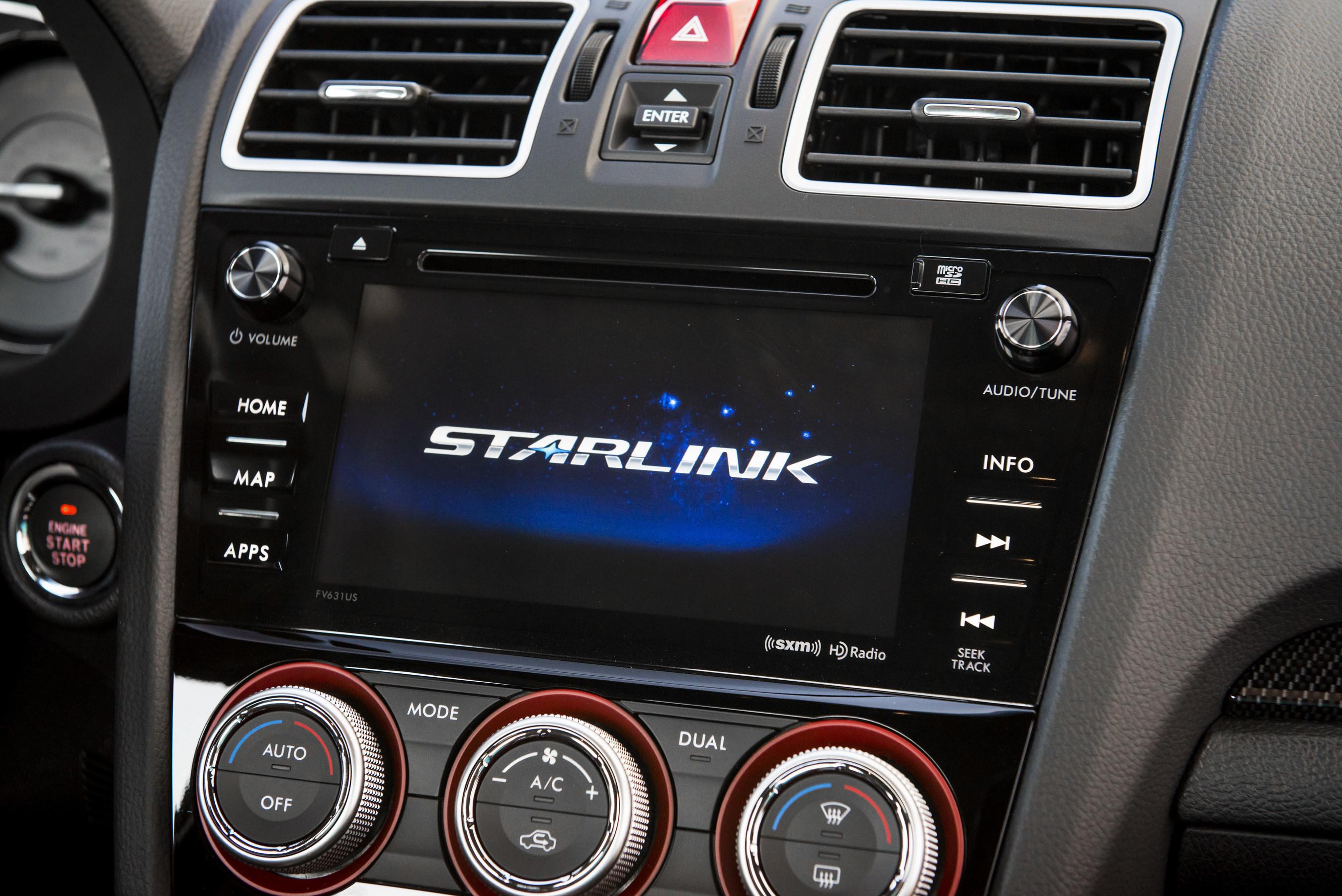 Subaru Starlink Multimedia Navigation Powered - Bikeriverside