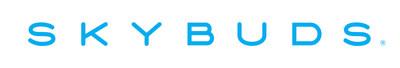 Skybuds Logo (PRNewsFoto/Alpha Audiotronics, Inc.)