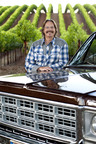 Bob Cabral Winemaker of the Year.  (PRNewsFoto/Williams Selyem Winery)