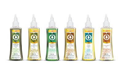 ORS(TM) Hair and Scalp Wellness Oils