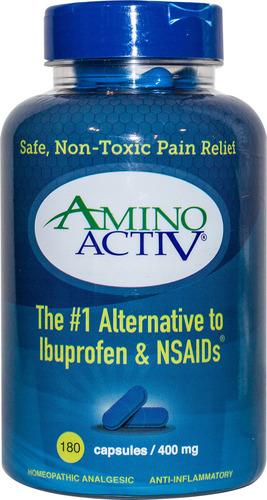 AminoActiv New Packaging.  (PRNewsFoto/Vireo Systems, Inc.)