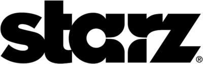 Starz logo (PRNewsFoto/Starz Entertainment)