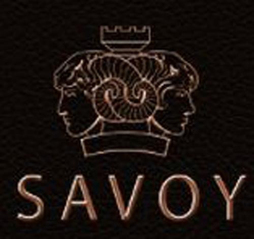 Savoy Logo. (PRNewsFoto/Savoy Watches) (PRNewsFoto/SAVOY WATCHES)