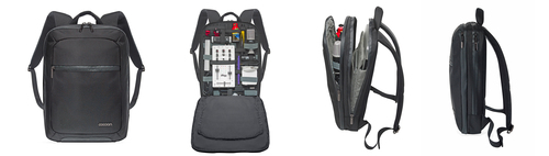 Cocoon launches SLIM featuring GRID-IT(R) - the most innovative tech backpack ever.  (PRNewsFoto/Cocoon ...