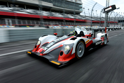 Nissan Returns to Top-Level U.S. Sports Car Racing.  (PRNewsFoto/Nissan North America)