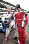 Neal Schon takes the ride of a lifetime with Mario Andretti