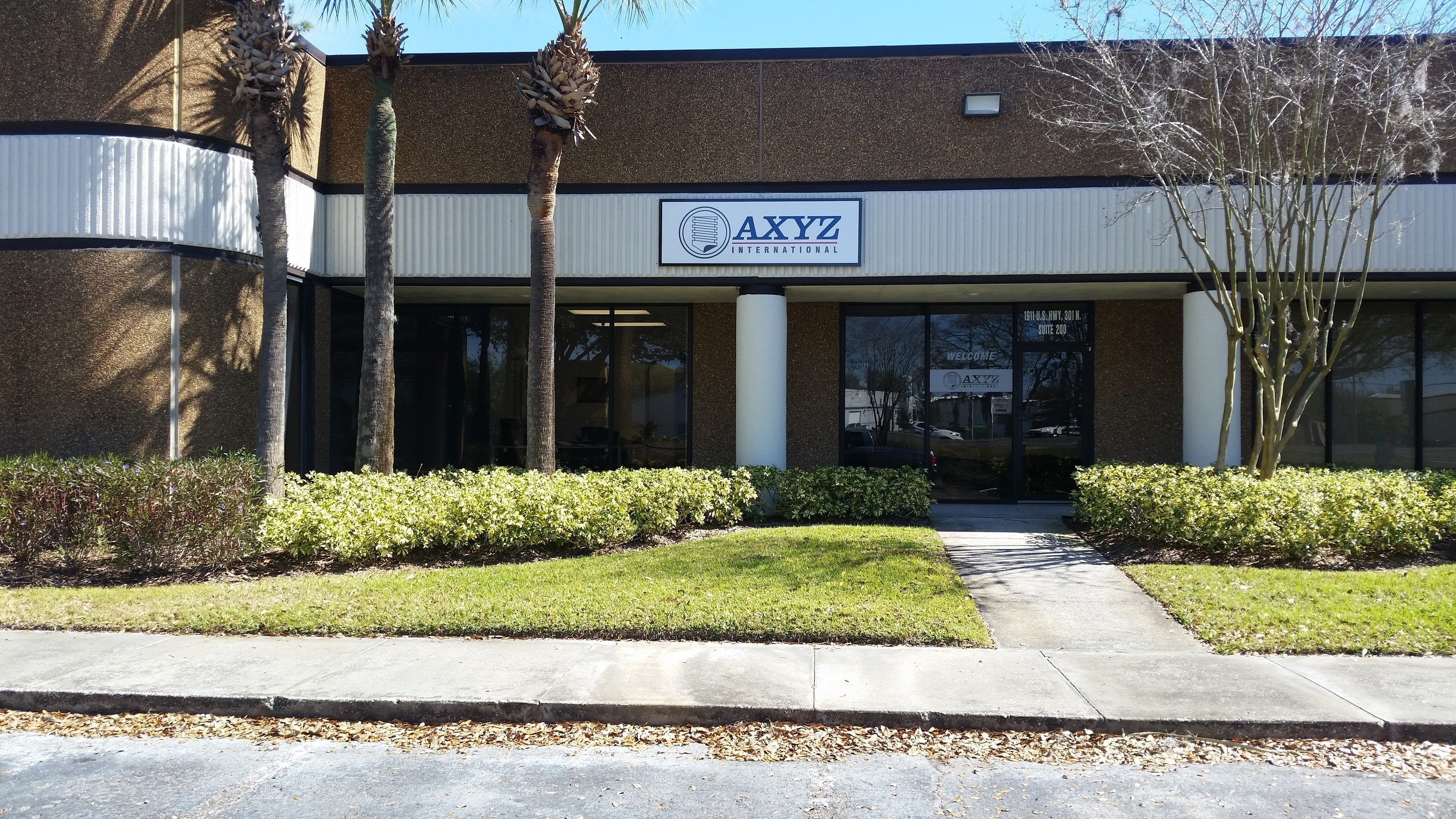AXYZ International Announces the Opening of Its New Tampa Office