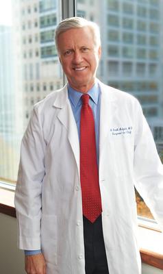 Children's Hospital of Philadelphia Surgeon, Dr. N. Scott Adzick, Receives Prestigious Award for Pioneering Contributions to Fetal Surgery.  (PRNewsFoto/The Children's Hospital of Philadelphia)