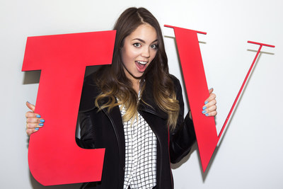 Conde Nast Entertainment Names YouTube Star Claudia Sulewski As First Official Host Of Teen Vogue's YouTube Channel