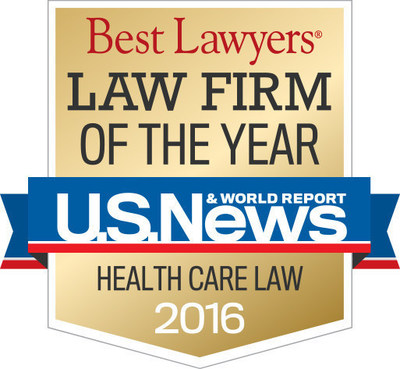 Nixon Peabody, Best Lawyers(R) Law Firm of the Year Health Care Law 2016