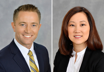 "Transwestern's Steven Orchard and Michelle Lee, leaders of the firm's structured finance team in the West, share insights on strategies for real estate investors in the first-quarter edition of ""Ask the Expert.""  (PRNewsFoto/Transwestern)"