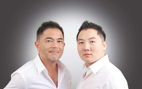 Authors John Lee and Vincent Wong (PRNewsFoto/Wealth Dragons) (PRNewsFoto/Wealth Dragons)