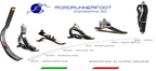 INNOVATIONS OF ROADRUNNERFOOT THROUGH THE YEARS