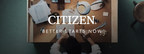 CITIZEN to launch its first global brand statement: BETTER STARTS NOW (PRNewsFoto/Citizen Watch Company of America)