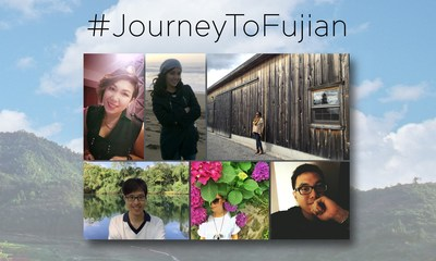 #JourneyToFujian