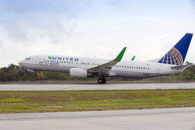 Honeywell Green Jet Fuel now powering regular commercial flights on United Airlines from LAX to SFO