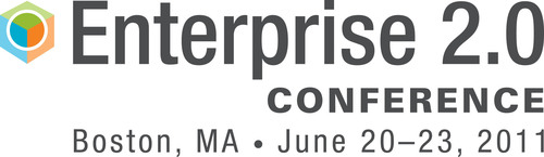 Over 20 Exhibitors Make New Product & Service Announcements at Enterprise 2.0 Conference in Boston