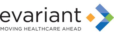 Evariant logo. (PRNewsFoto/Evariant) (PRNewsFoto/EVARIANT)