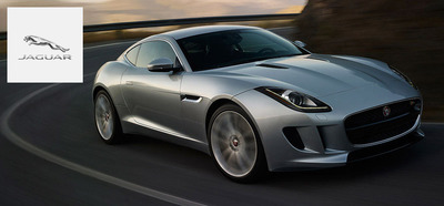 Be one of the first to see the all-new F-Type Coupe when it arrives.  (PRNewsFoto/Aristocrat Jaguar)