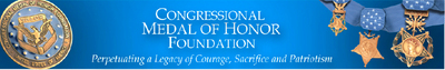 Medal of Honor Foundation (PRNewsFoto/Congressional Medal of Honor)
