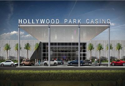 Hollywood Park Casino 73