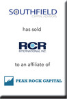 Lincoln International Represents Southfield Capital in the Sale of RCR International, Inc. to Peak Rock Capital