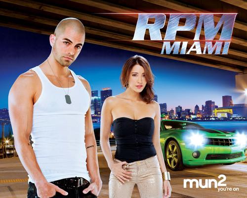 mun2 and Telemundo Studios Begin Production of RPM MIAMI, the First Original 'Dramela'