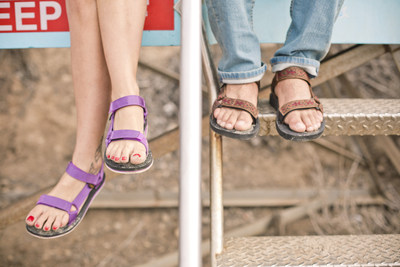 Teva's Spring 15 line of sandals and casual canvas footwear designed to pair easily with any individual's style. (PRNewsFoto/Teva)